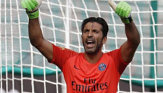 Goalkeeper Buffon faces fight at...