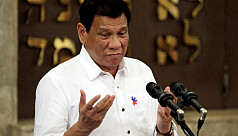 Philippines' Duterte apologises for...