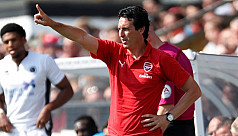 Pires hails Emery as Arsenal's best...