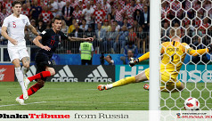 Super Mario sends Croatia to WC...