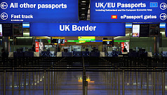 EU immigration to Britain falls to five-year...