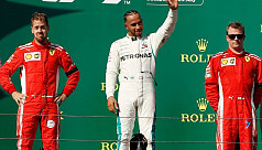 Hamilton coasts to Hungarian Grand Prix...