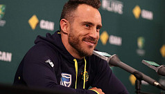 Du Plessis commits to play all three...