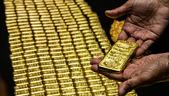 Gold worth over Tk2cr held at Sylhet...