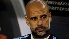 Guardiola: We can't win all the...