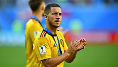 Hazard ponders leaving Chelsea