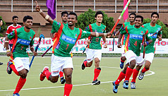 Asian Games schedule for Hockey team...