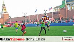 World Cup Diaries: Scoring a hattrick...