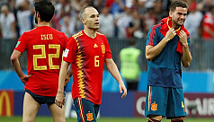That's life, says Iniesta after Spain...