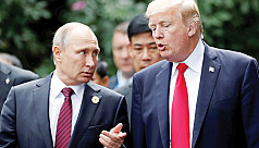 For Putin, Helsinki talks with Trump...