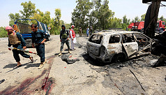 Suicide bomber kills 12 in...