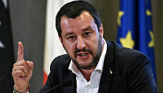 Italy's Salvini touts plan to 'save...