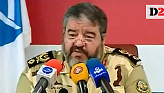 Iranian general accuses Israel of stealing...
