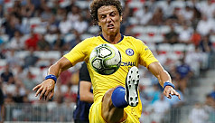Luiz aiming to stay at Chelsea and flourish...