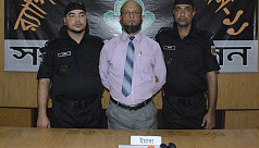 RAB arrests madrasa teacher with 2,400...