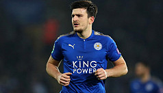 United agree record deal to sign Maguire from Leicester, say reports