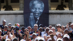 100 years since his birth, S Africa...