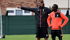 Mane credits upbeat Klopp with keeping Liverpool spirits high