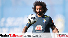 Marcelo will not start Mexico game