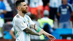 Messi's Argentina likely to visit...
