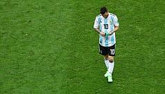 Otamendi returns but Argentina leave...