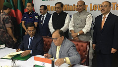 Bangladesh, Indian home ministers agree to ensure crime free border