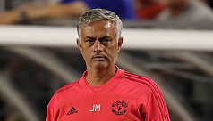 Mourinho frustrated with under-strength...