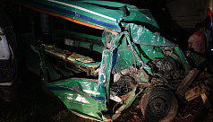 Six die in Narsingdi road crash