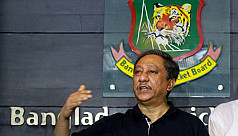 BCB chief Nazmul: Soumya, Liton are not Test players