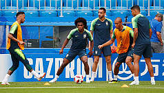 Tite: Neymar primed for World Cup clash...