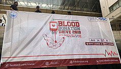 Blood donation drive begins at NSU
