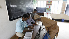 Voting in suspended Sylhet polling centres...