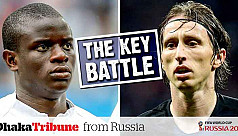 Can Kante defuse Modric?