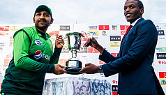 Pakistan thrash Zimbabwe for ODI series...