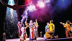 'Oedipus Rex' adaptation staged at Shilpakala...