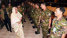 PM: Disciplined army plays helpful role...