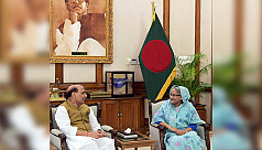 Indian minister: Meeting with PM Hasina...
