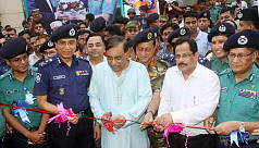 DMP opens 50th police station at...