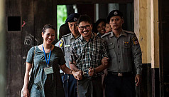 Court: Reuters reporters to face Myanmar...