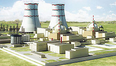 Worker dies in Rooppur Nuclear Power...
