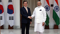 India, South Korea aim to more than...