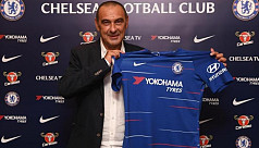Sarri appointed Chelsea's new...