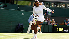 Highlights of Wimbledon day eight