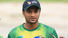 Shakib: Team haven't batted well, not...