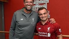 Liverpool sign Shaqiri