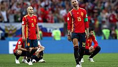 Spain blame game begins after World...
