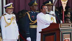 Sri Lanka president weighs backing down...