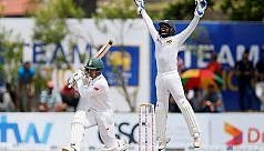 Sri Lanka beat South Africa by 278 runs...