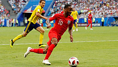 Sterling out of England matches with...