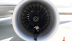 Rolls-Royce plans for take-off in flying...